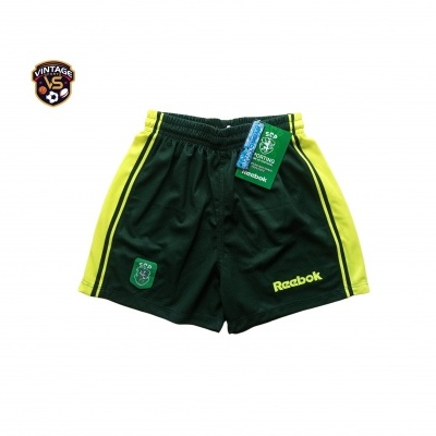 NEW Sporting CP Away Football Shorts 2001-2002 (S)