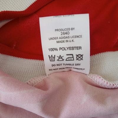 "Liverpool FC Home Shirt 1989-1990 #10 (M) ""Good"""