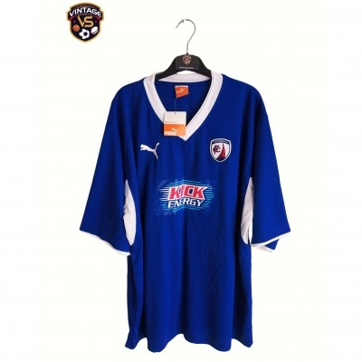 NEW Chesterfield FC Home Shirt 2012-2013 (3XL)