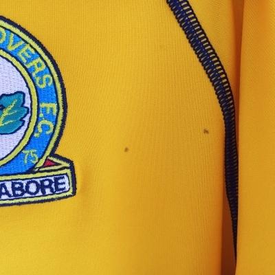 "Blackburn Rovers Away Shirt 2003-2004 (XL) ""Good"""