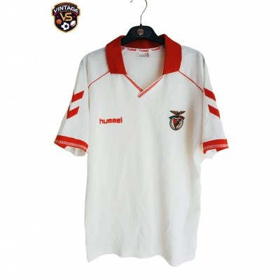 "SL Benfica Away Shirt 1991-1992 (XL) ""Very Good"""