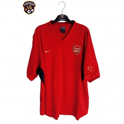 "Arsenal FC Training Shirt 2000-2002 (XL) ""Good"""