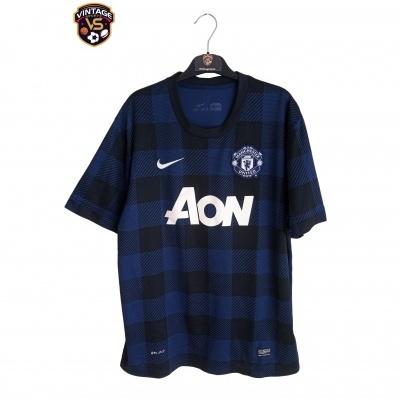 """Manchester United Away Shirt 2013-2014 (XL) """"Very Good"""""""