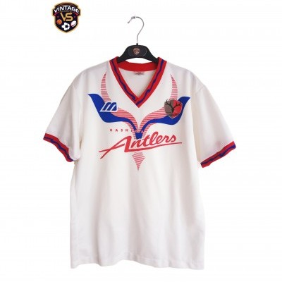"Kashima Antlers Away Shirt 1994 ""Very Good"""