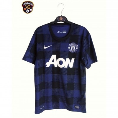 "Manchester United Away Shirt 2013-2014 (S) ""Very Good"""