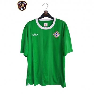 "Northern Ireland Home Shirt 2010-2012 (L) ""Perfect"""
