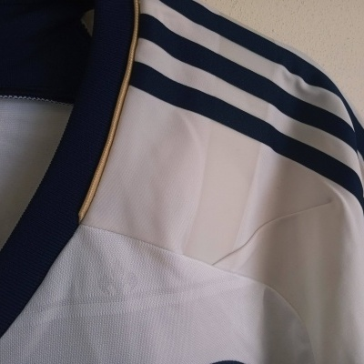 "Scotland Away Shirt 2011 #10 Rhodes Player Issue (8) ""Perfect"""