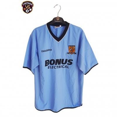 "Hull City FC Centenary Away Shirt 2004-2005 (M) ""Very Good"""