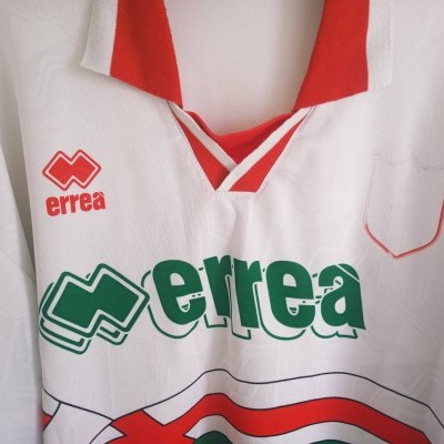 "Scarborough FC Away Shirt 1997-1998 (XL) ""Average"""