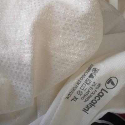 "Matchworn Vitoria Guimarães Home Shirt 2009 #22 Gustavo (XL) ""Good"""