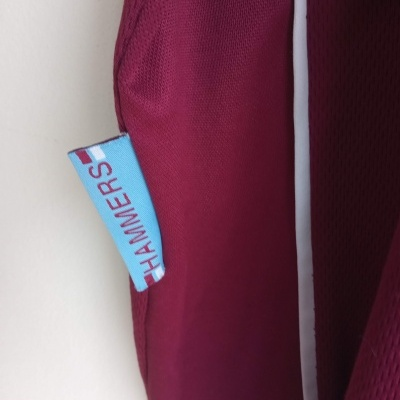 "West Ham United Home Shirt 1999-2001 (4XL) ""Good"""