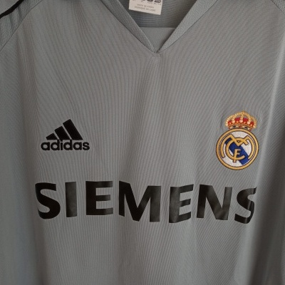 "Real Madrid Third Shirt 2005-2006 (XL) ""Perfect"""