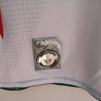 "FC Augsburg Home Shirt 2010-2011 #20 Ndjeng (S) ""Perfect"""