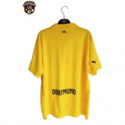 "BVB Borussia Dortmund Home Shirt 2014-2015 (XL) ""Very Good"""