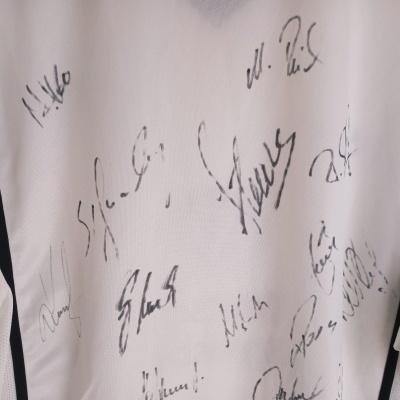"""Signed 1.FC Kaiserslautern Away Shirt 1999-2000 (L) """"Very Good"""""""