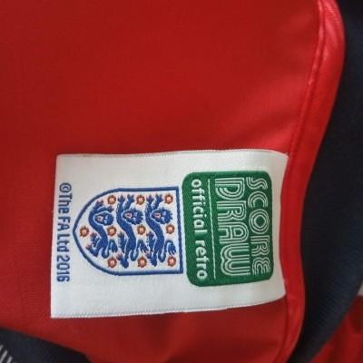 """Retro England Away Shirt 1990 (M) """"Perfect"""""""