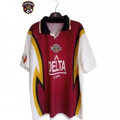 "Campomaiorense Away Shirt 1999 #7 Basilio (XL)""Very Good"""