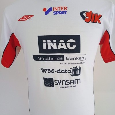 "Jönköpings IK Floorball Away Shirt Sweden (S) ""Good Condition"""