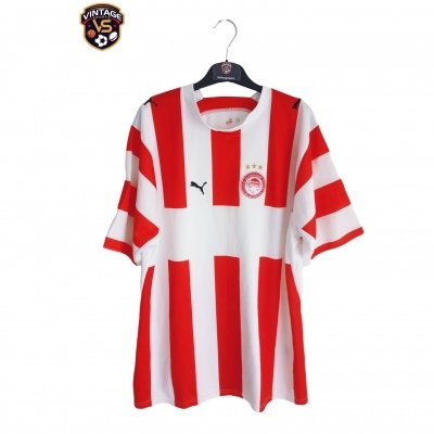 "Olympiakos Home Shirt 2006-2007 (XL) ""Very Good"""
