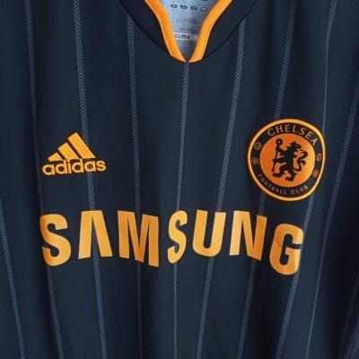 "Retro Chelsea FC Away Shirt 2010-2011(M) ""Perfect"""