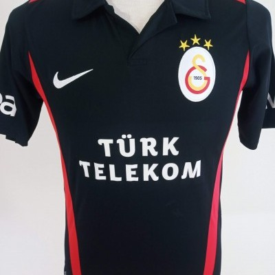 "Galatasaray SK Third Shirt 2011-2012 (S) ""Very Good"""