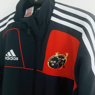 """Munster Rugby Jacket 2010 (L Youths) """"Very Good"""""""