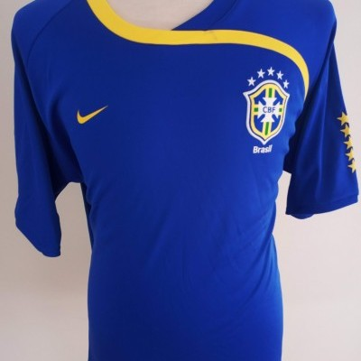 "Brazil Training Shirt 2008-2009 (XXL) ""Very Good"""