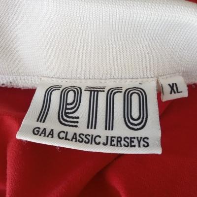 "Retro Cork GAA Gaelic Shirt Jersey 1984 (XL) ""Very Good"""