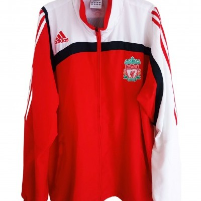"Liverpool FC Jacket 2007 (L) ""Very Good"""