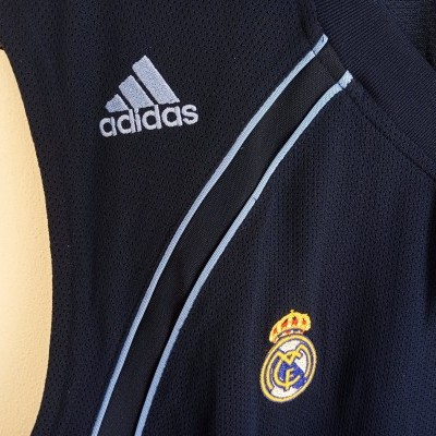 NEW Real Madrid Basketball Jersey (M)