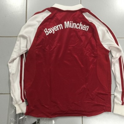 NEW Bayern Munich München Home Shirt 2003-04 Kids