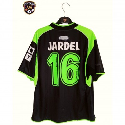 "Sporting CP Away Shirt 2001-2002 #16 Jardel (M) ""Average"""