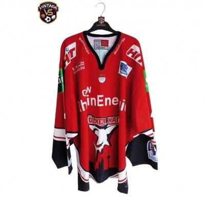 "Kölner Haie Ice Hockey Jersey 2004-2005 #12 Lüdermann (XL) ""Perfect"""