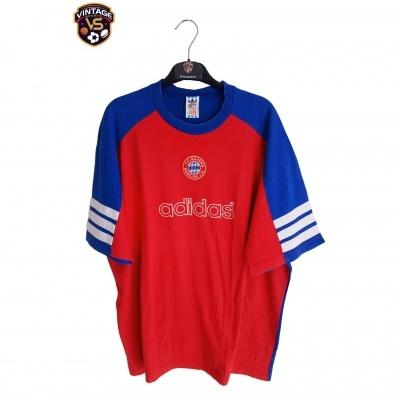 """Bayern Munich Training T-Shirt 1994-1996 (L) """"Good"""""""