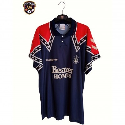 "Falkirk FC Home Shirt 1991-1994 (XL) ""Average"""
