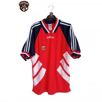 "Norway Home Shirt 1993-1995 (M) ""Very Good"""