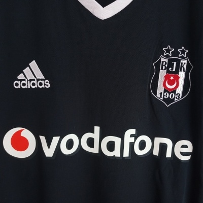 "Besiktas Away Shirt 2016-2017 #22 Ljajic (M) ""Very Good"""