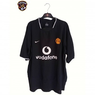 "Manchester United Away Shirt 2003-2005 (XL) ""Very Good"""