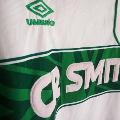 "Celtic Glasgow FC Home Shirt 1993-1995 (XL) ""Very Good"""