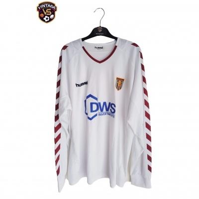 "Aston Villa FC Away Shirt L/S 2004-2005 #5 (XL) ""Very Good"""
