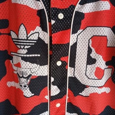 """Chicago Bulls NBA Button Up Shirt Jersey (S) """"Very Good"""""""