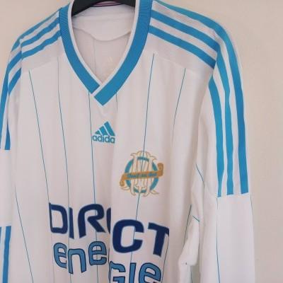 NEW OM Olympique Marseille Home Shirt 2009-2010 (XL)