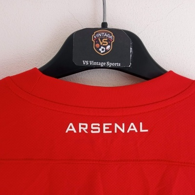 """Arsenal FC Home Shirt 125 Years 2011-2012 (M) """"Perfect"""""""