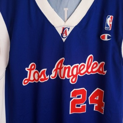 "Los Angeles Clippers NBA Jersey #24 Miller (XL) ""Very Good"""