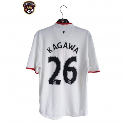 "Manchester United Away Shirt 2012-2014 #26 Kagawa (S) ""Good"""