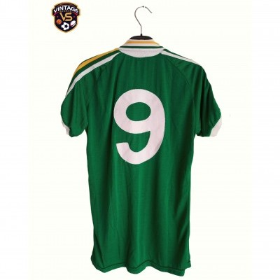 "Matchworn Republic of Ireland Home Shirt 1982 (M) ""Very Good"""