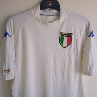 "Italy Away Shirt 2002-2003 (S) ""Very Good"""