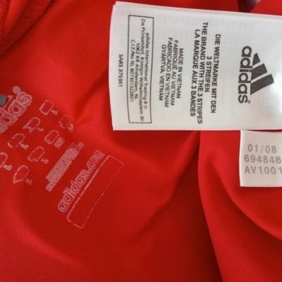 "SL Benfica Home Shirt 2007-2008 (L) ""Very Good"""