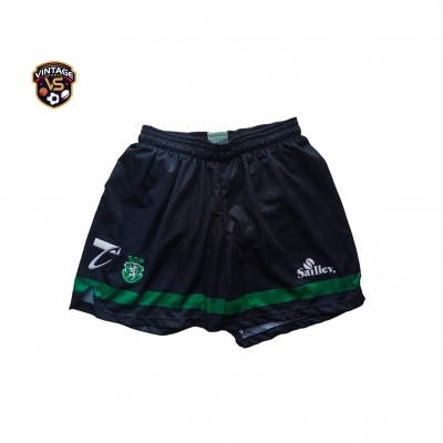"Sporting CP Football Shorts 1990s (L) ""Perfect"""