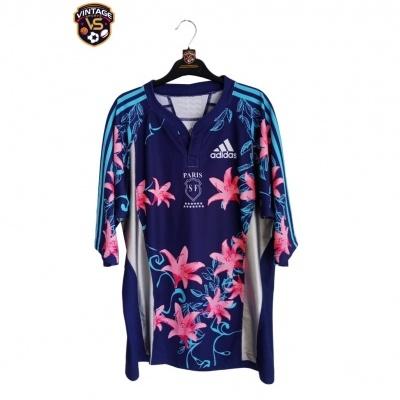 """Stade Français Paris SF Rugby Third Shirt 2007-2008 (2XL) """"Perfect"""""""